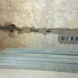 Rekonstrukce 3+kk Praha 10 - sádrování krabic