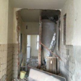 Praha 7 - Letná - rekonstrukce bytu