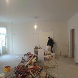 Praha 2 - Vinohrady - částečná rekonstrukce bytu