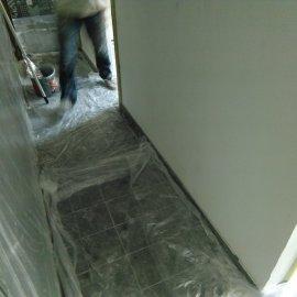 Rekonstrukce restaurace La Bottega