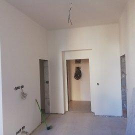 částečná rekonstrukce bytu -