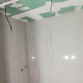 částečná rekonstrukce bytu - sdk strop