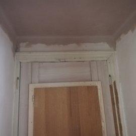 částečná rekonstrukce bytu - lepidlo na stropě