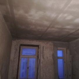 částečná rekonstrukce bytu - strop v perlince a lepidlo