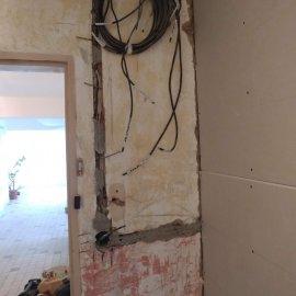kompletní rekonstrukce bytu 3+1 -