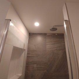 kompletní rekonstrukce bytu 3+1 - sprchový kout