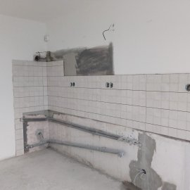 Praha 12 - rekonstrukce bytu