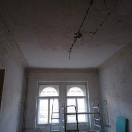 Rekonstrukce bytu Praha 1 - Štěpánská