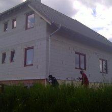 Sedlčany - zateplení fasády