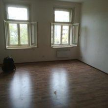 kompletní rekonstrukce bytu Praha 3 - plovoucí podlaha