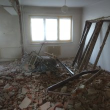 Rekonstrukce bytu v Praze na Vyšehradě