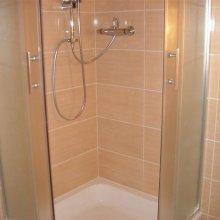 Praha - rekonstrukce wc + koupelny