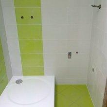 Lomnice - rekonstrukce koupelny