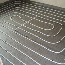 Roudnice n/Labem - podlahové vytápění