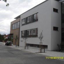 Dobřichovice - ZŠ - elektroinstalace