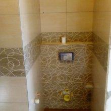 Praha - obklad koupelny a wc