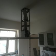 Praha Žižkov - kompletní rekonstrukce bytu 3+kk
